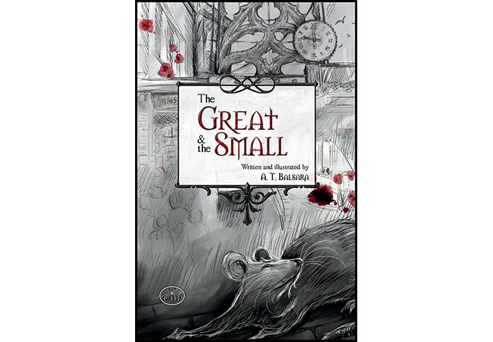 The Great & the Small - Written and Illustrated by Andrea Torrey Balsara