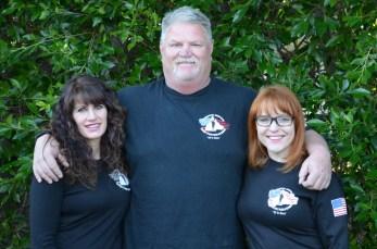Team Jackson Family.Patriotic Service Dog Foundation2