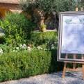 Tuscan Wedding Frame Seating Plan Spirito Toscano NL 5