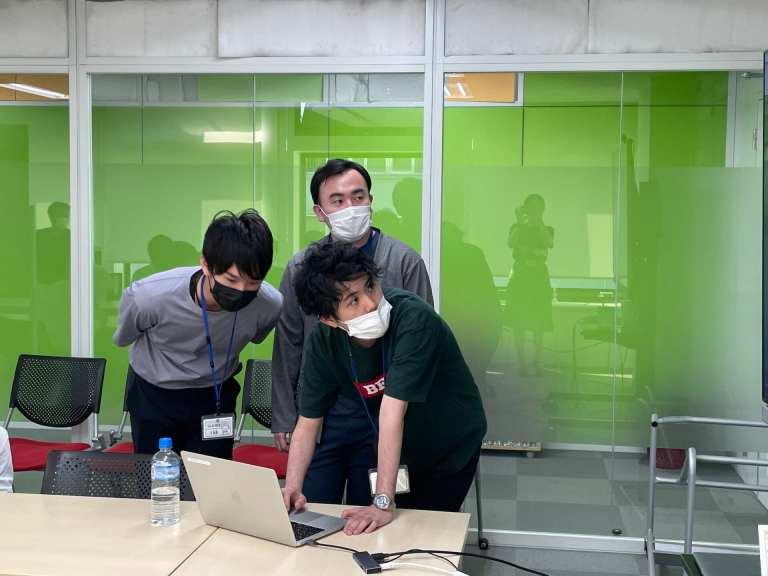 社員検索システムを新卒だけで作ってみよう! 21新卒Webエンジニア研修「ミニプロ」成果発表会
