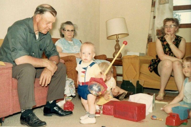 Margaret and Bennett 1967