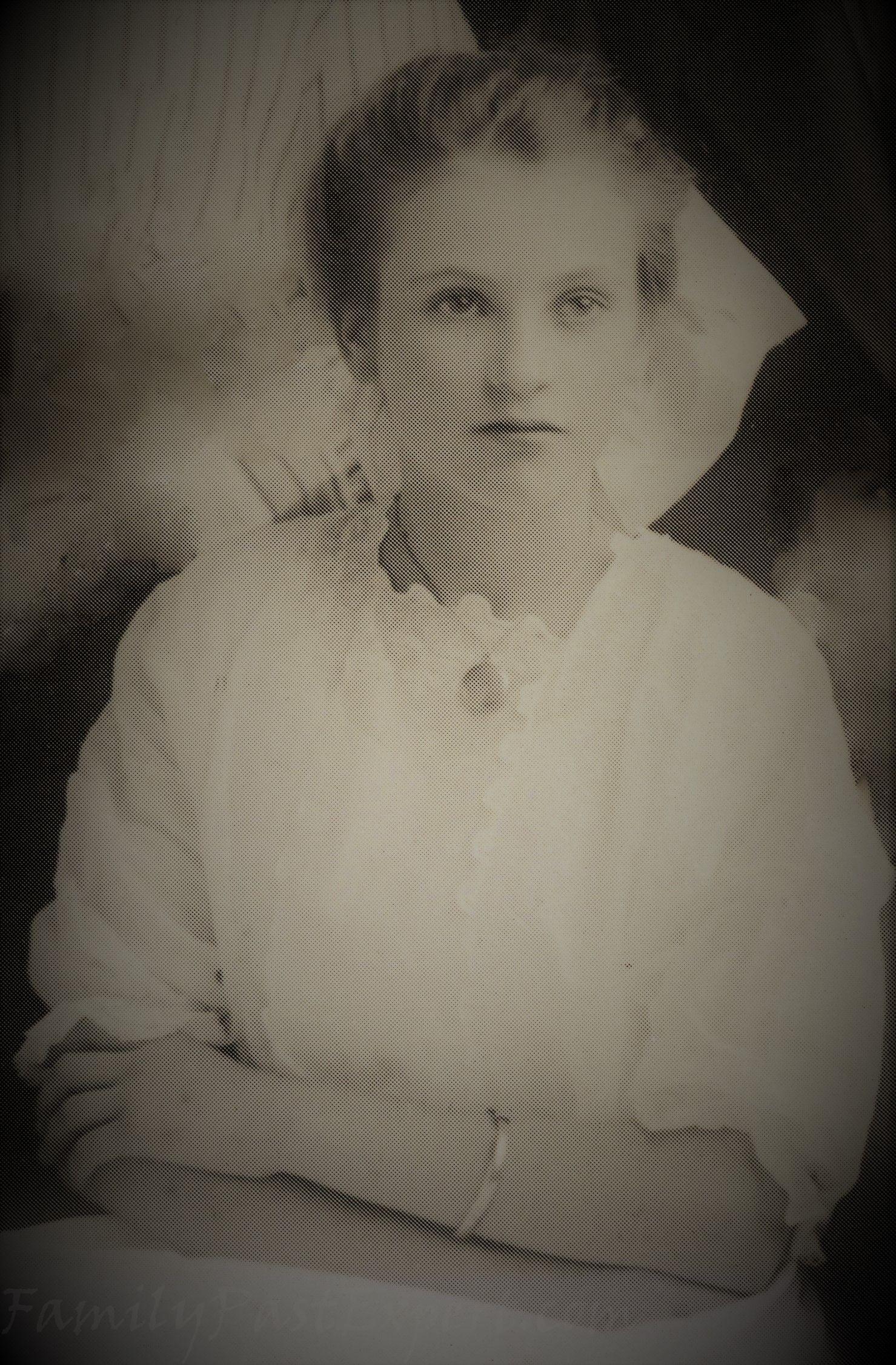 Happy Birthday Margaret Olga Aldahl!