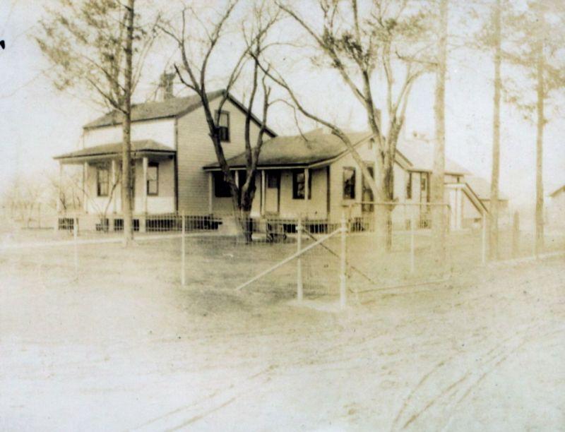 Miller farm, 1916