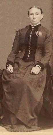 Happy Birthday Emilie Friedericke Luise Draeger