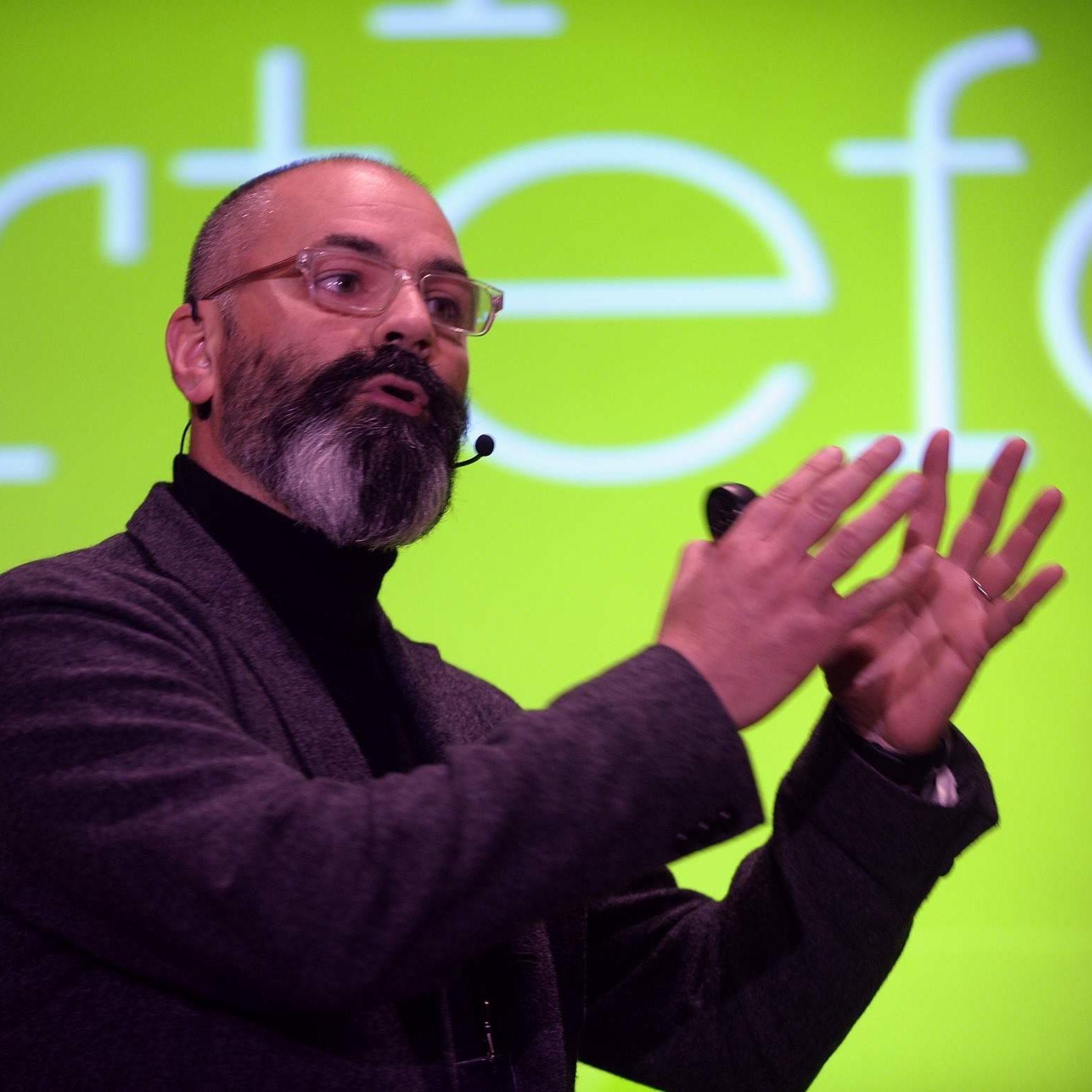 IBRAHIM SPEAKER IMAGE