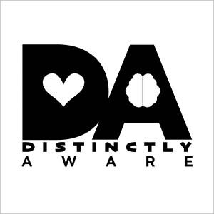Distinctly Aware logo