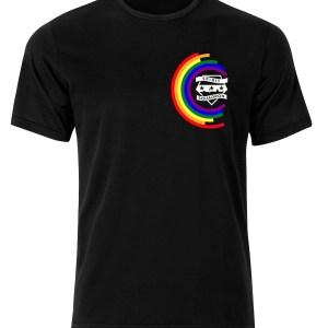 Pride shirt front
