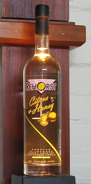 Rehorst Citrus Amp Honey Flavored Vodka Spirits Review
