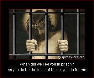 SpiritsWord Prison Ministry Banner