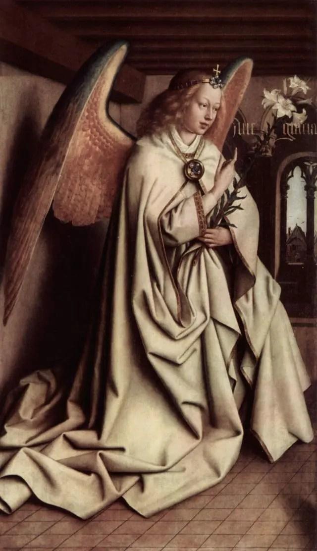 ②出産や伝える仕事を協力「大天使ガブリエル」