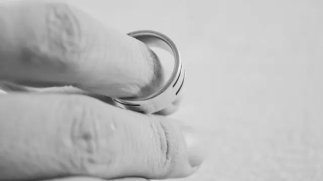離婚 結婚指輪を外す