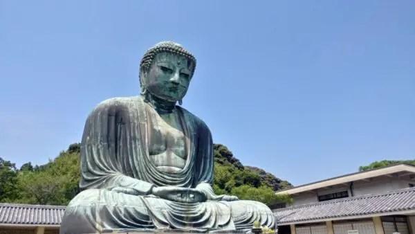 鎌倉の大仏 仏教
