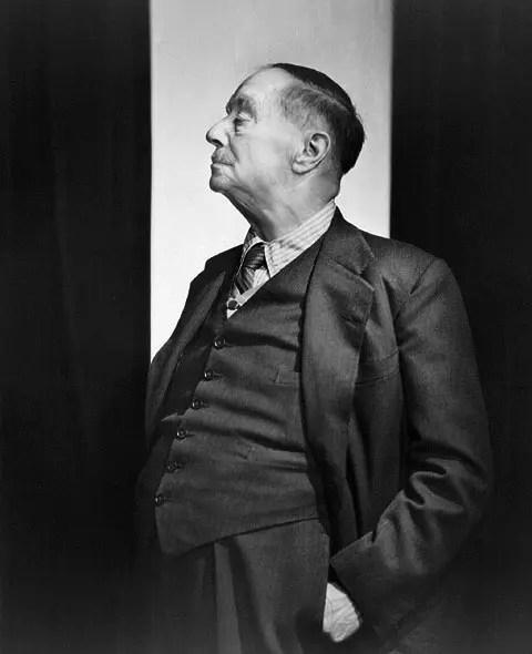 ハーバート・ジョージ・ウェルズ in 1943