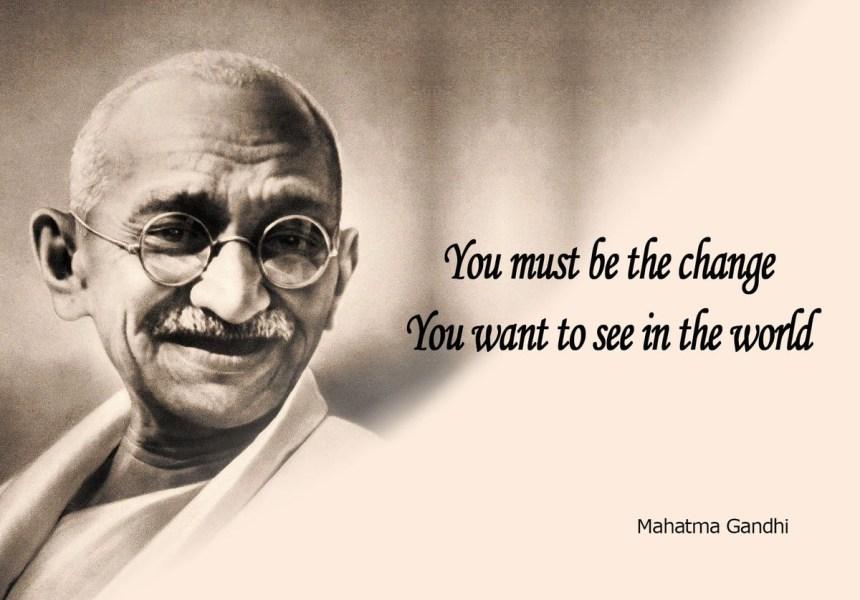 mahatma ghandhi quotes