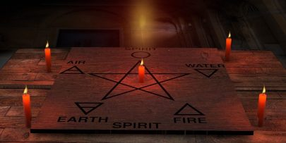 Difference Between Witchcraft & Wicca