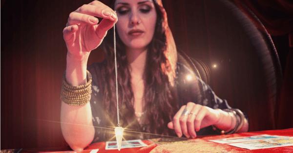 Pendulum divination