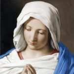 BlessedVirginMarySassoferratoMadonnaInPrayerRestoredTraditionsREQUIRES HOT LINK