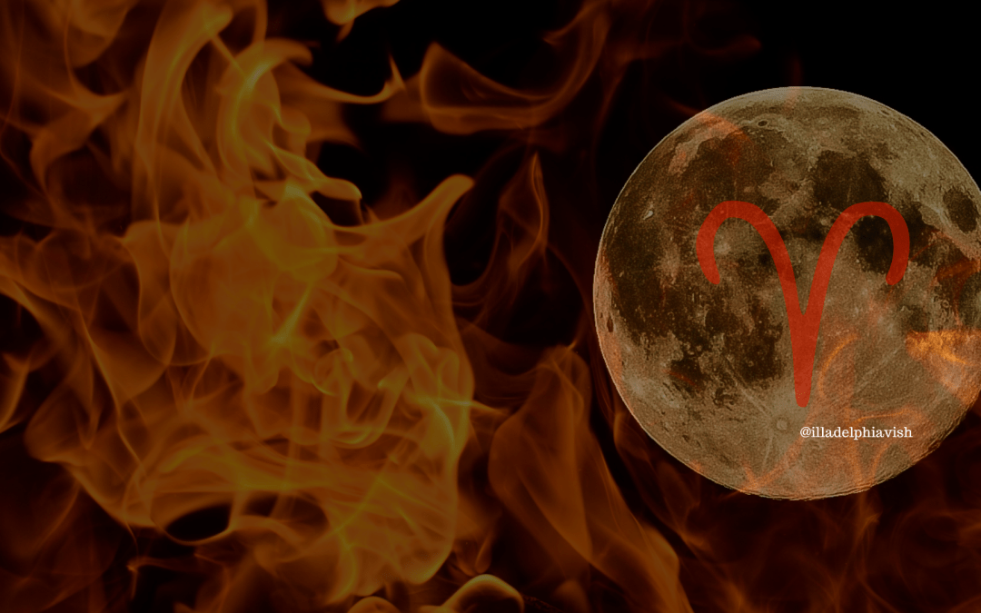 Full Moon In Aries 2020: Baptized By Fire Into Healing & Release