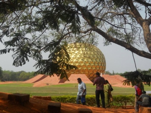 Auroville, Pondicherry, Tamil Nadu