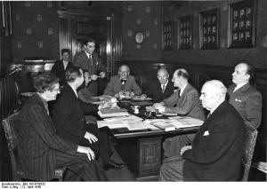 Tagung des deutschen PEN-Zentrums 1949