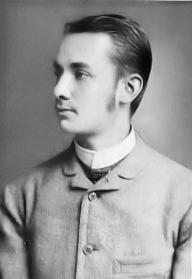 Gustav Meyrink ca. 1886
