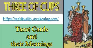 3 of cups love reading