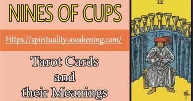 9 of cups upright -- nine of cups