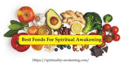 Best Foods for Spirituality Awakening