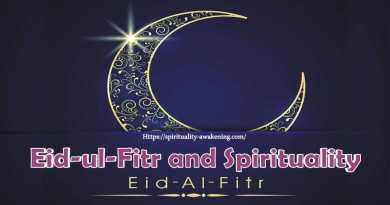 Eid-ul-fitr and spirituality