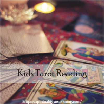 Kids Tarot Reading