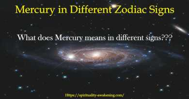 Mercury in Different Zodiac Signs
