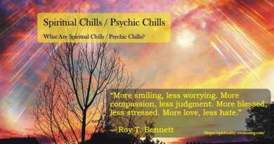 Spiritual Chills