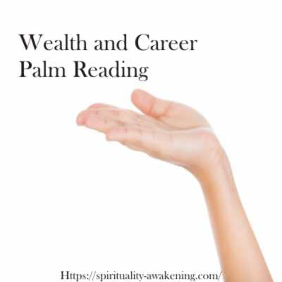 Wealth and Career Palm Reading
