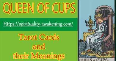 queen of cups tarot love