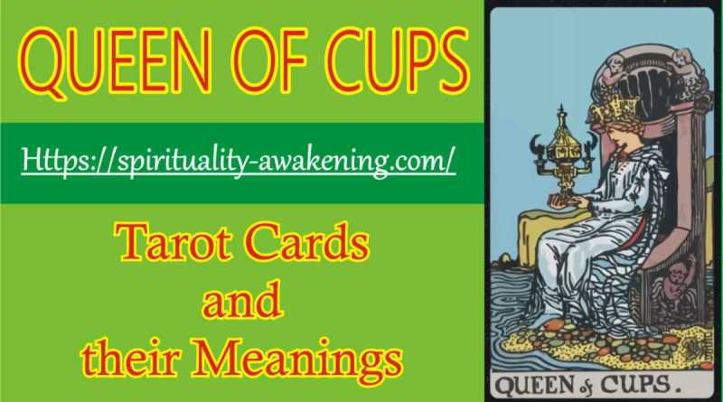 queen of cups tarot love