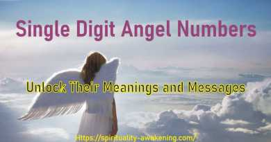 single digit angel numbers