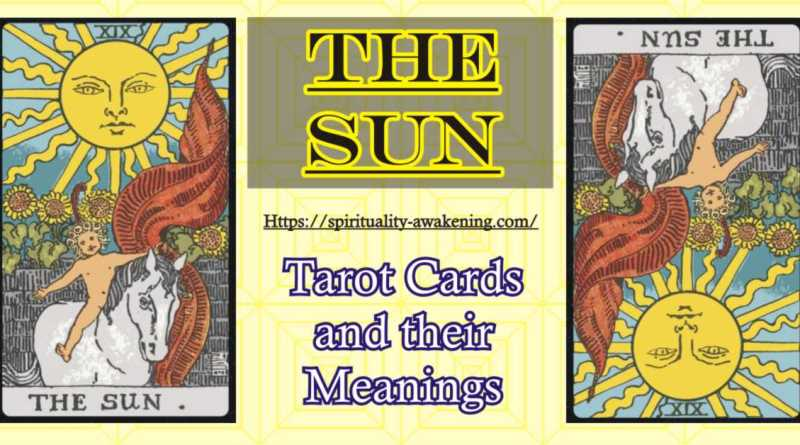 sun tarot card love