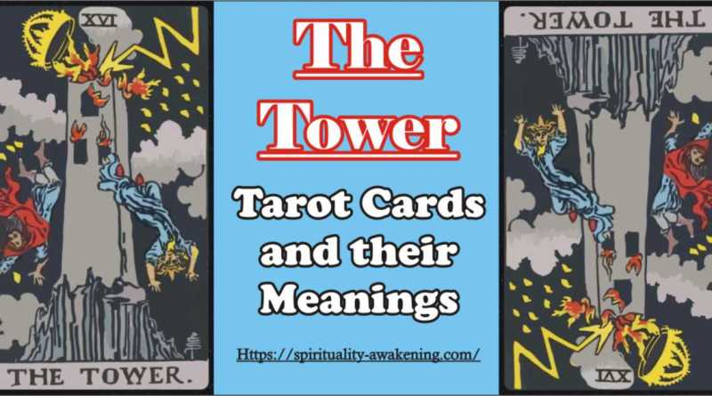 tower tarot card