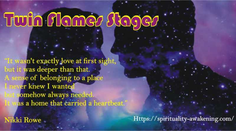 twin flame stages and signs