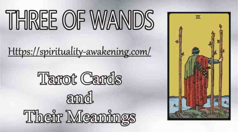 three of wands reversed -- 3 of wands --- three of wands love