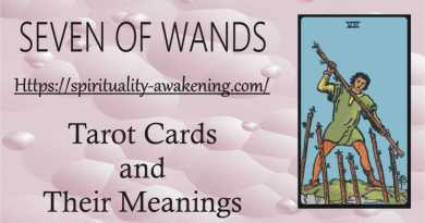 7 of wands reversed --- 7 of wands love --- seven of wands tarot card --- 7 of wands tarot,