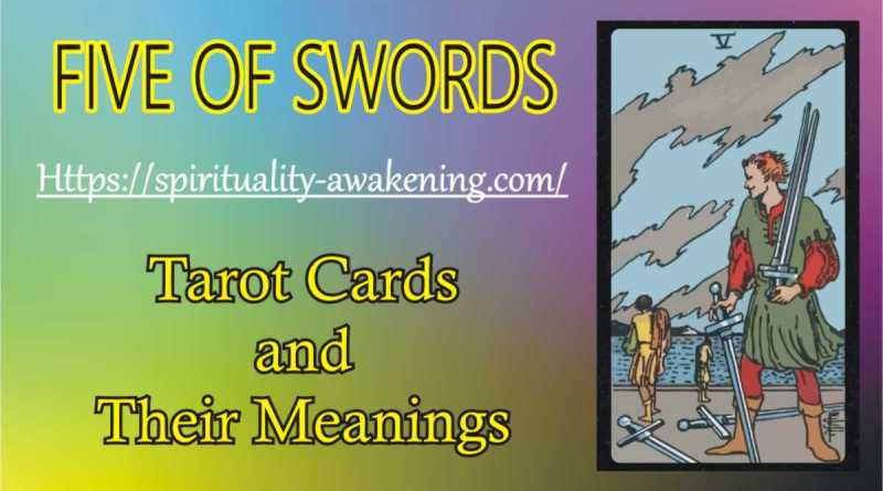 five of swords reversed --- 5 of swords reversed
