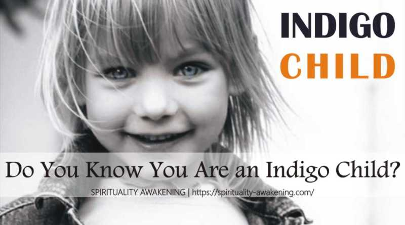 what is indigo child