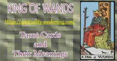 king of wands tarot --- king of wands love