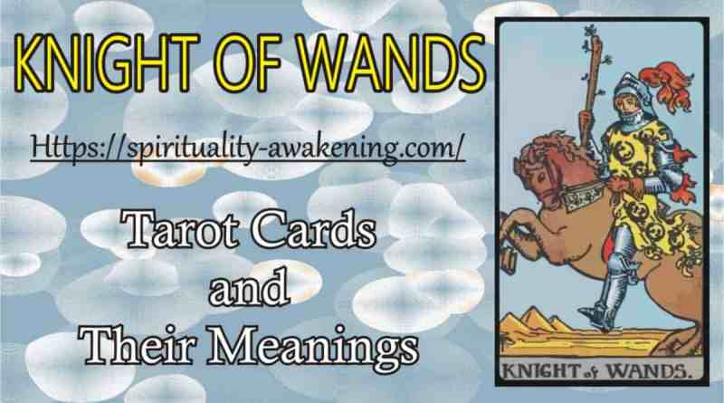 knight of wands reversed -- knights of wands -- knight of wands love