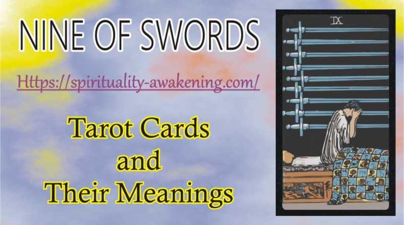 nine of swords reversed -- 9 of swords reversed