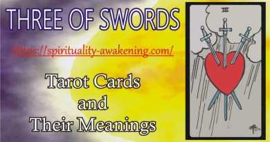 three of swords tarot -- 3 of swords tarot