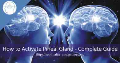 Pineal Gland Activation Method