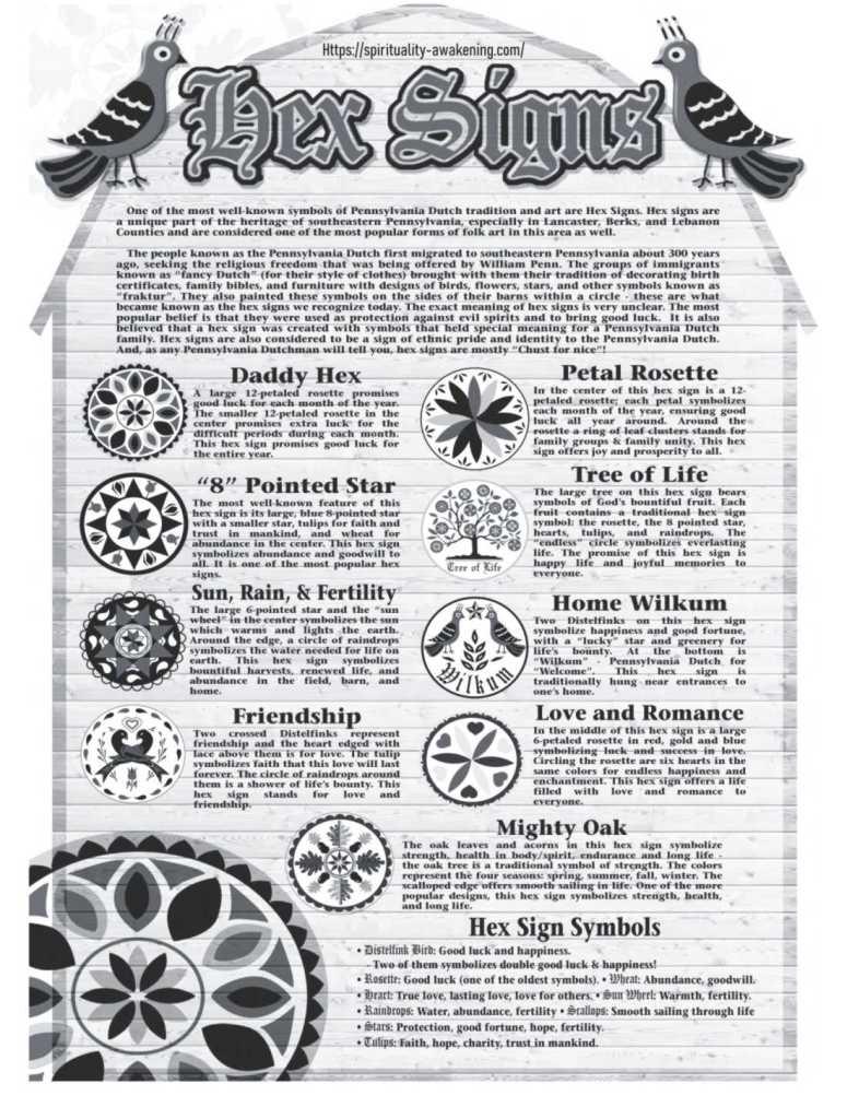 sigil hex curse magic