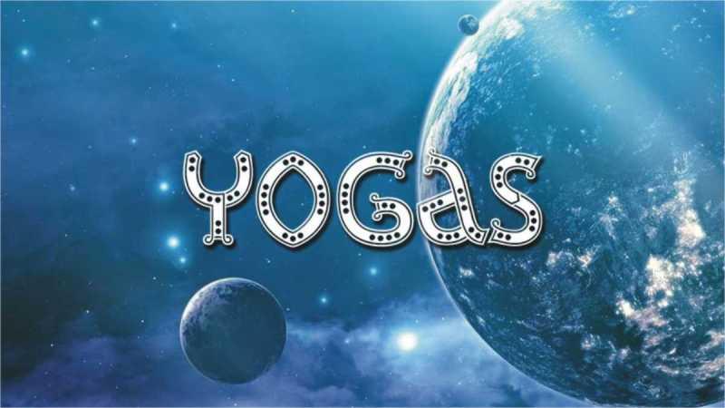 yogas in vedic